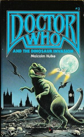 File:Doctor Who and the Dinosaur Invasion Pinnacle edition blue logo.jpg