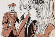 Master disguised as Brigadier