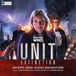 UNIT Extinction cover
