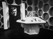 The Monk cannot get into his TARDIS