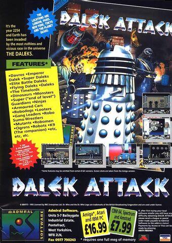 File:Dalek Attack advert.jpg