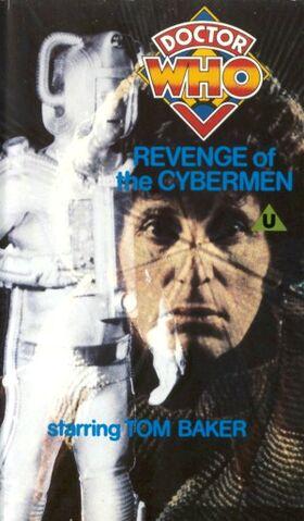 File:Revenge of the Cybermen 1984 VHS UK.jpg