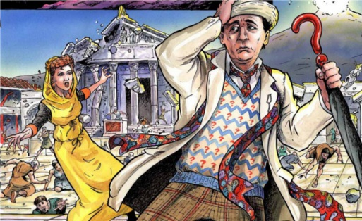 File:7th Doctor in Pompeii.jpg