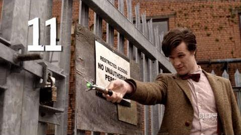 Doctor Who's Top 11 Sonic Screwdriver Scenes