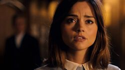 Clara in Face the Raven