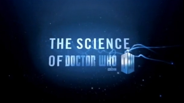 The Science of Doctor Who 2012 titlecard