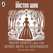 Snow White and the Seven Keys to Doomsday audiobook cover