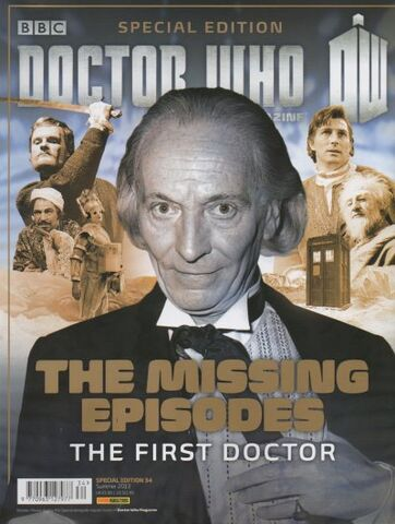 File:DWM SE 34 The Missing Episodes The First Doctor.jpg