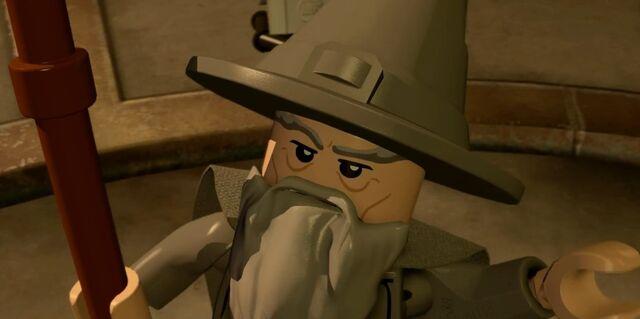 File:Gandalf Lego Dimensions Doctor Who level.jpg