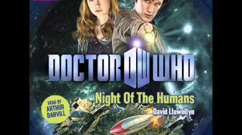 Doctor Who Night of the Humans Unabridged