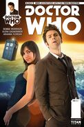 TENTH DOCTOR -10 Cover B