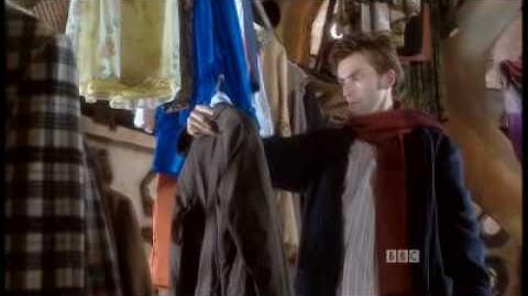 Doctor Who Series 2 - Christmas Invasion Clip 2