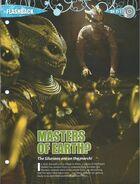 DWDVDF FB 122 Masters of Earth