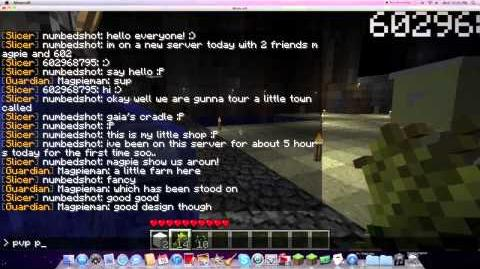 Minecraft - Multiplayer Fun! Episode 2 - I Have Returned!