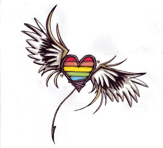 File:Rainbow heart by inisen-d4jlgtq.jpg