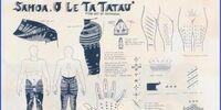Tattoos in Samoa