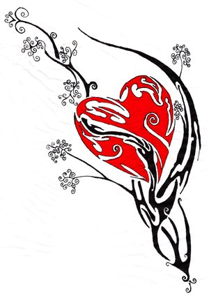 File:Tribal heart tattoo by myrddin89.jpg