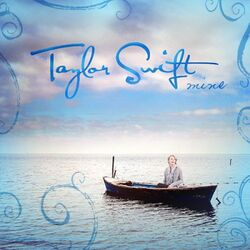 Taylor swift mine lyrics