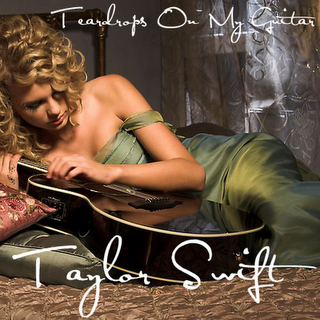 Image result for taylor swift teardrops on my guitar album cover