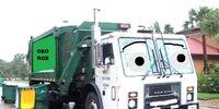 George (garbage truck)