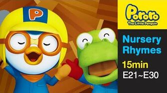 Pororo Nursery Rhymes Full Episodes E21-E30 (3 3)