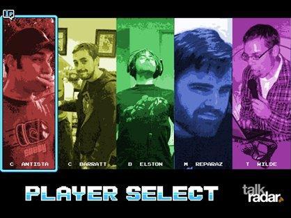Player select