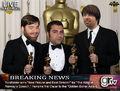 Breaking news Oscars