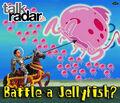 Battle a Jellyfish