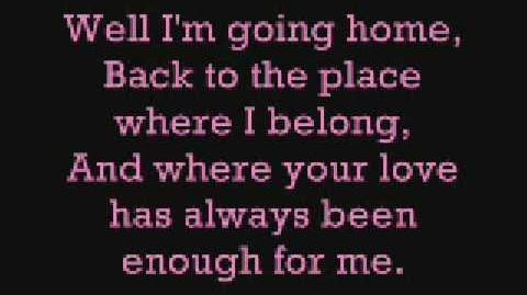 Chris daughtry home lyrics