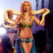 Britney snake