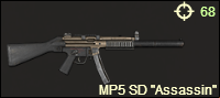 MP5 SD Assasin New