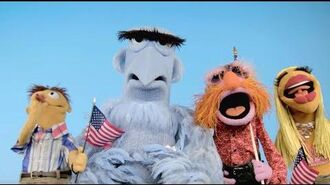 Happy 4th of July from Sam Eagle The Muppets