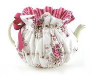 French rose tea cozy-2