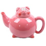 Pkt pig teapot right