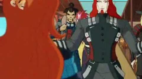 WINX CLUB BLOOM AND OGRON-KILLER.-1