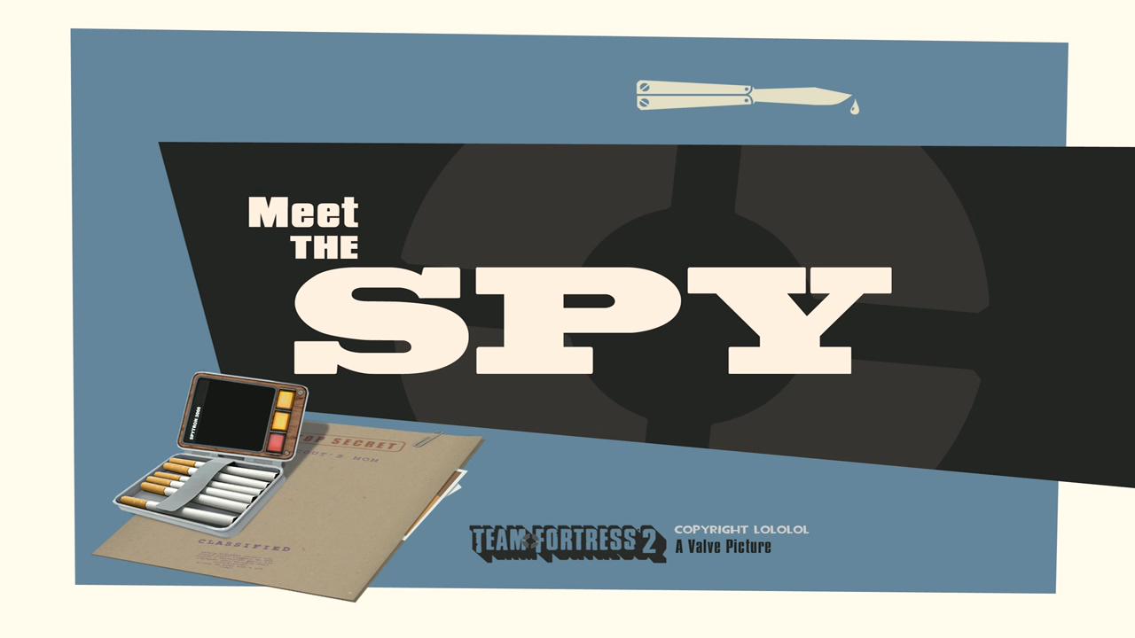 Spy Team Fortress Wiki Fandom Powered By Wikia