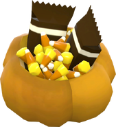 Halloween pumpkin TF2