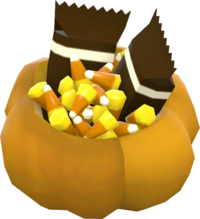 Halloween pumpkin TF2