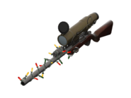 Item icon Festive Sniper Rifle