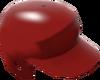 Batter's Helmet RED TF2