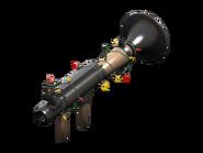 Item icon Festive Rocket Launcher