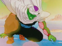 Piccolo after fusing with Nail
