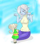Towa and Puddin