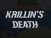 Krillin's Death