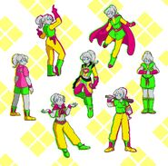 Puddin outfits