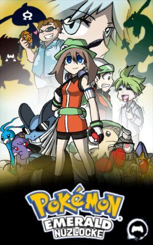 Maqubi Pokemon Emerald Champion