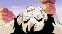 Gohan apologizes to Goku