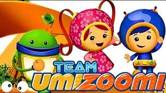 Team Umizoomi Zoom Into Numbers - Best App for kids Nick Jr. ( kidz games )