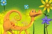 Stinky dragon