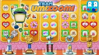 Team Umizoomi Zoom into Numbers Part 9 Complete All Badges - iOS - Best Apps for Kids Educational
